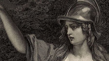 A depiction of Boudicca by John Opie, published in 1793. There is speculation that her Iceni tribe o