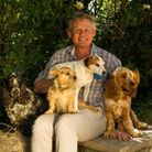 Martin and his beloved dogs!