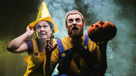 See Sticky Ends at The Lighthouse for a modern, comic take on Halloween traditions