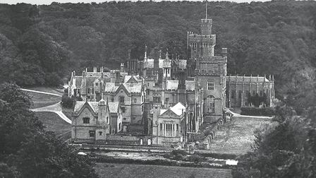 Old Costessey Hall
