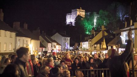 Dunster by Candlelight (c) Craig Stone
