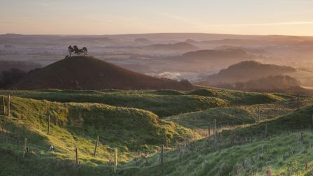 Colmers Hill, photo credit: esentunar/Getty Images/iStockphoto
