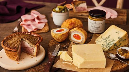 Booths Ploughmans Party Box