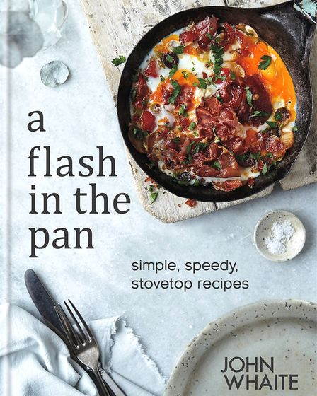 A Flash in the pan by John Whaite is published by Kyle Books, 20