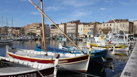 The Marina in La Ciotat. You can see why the early filmmakers were attracted (Raffaele Pagani)