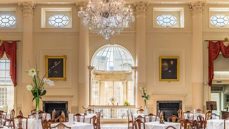 The Pump Room oozes Georgian refinement (c) 360image/Andy Fletcher Photography