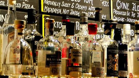 Drink up with Gin High Tea at The Canary Gin Bar