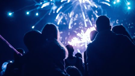 Enjoy the firework displays with the family
