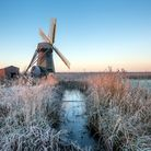 Herringfleet Mill, Suffolk | Explore the beautiful Suffolk towns and countryside this winter