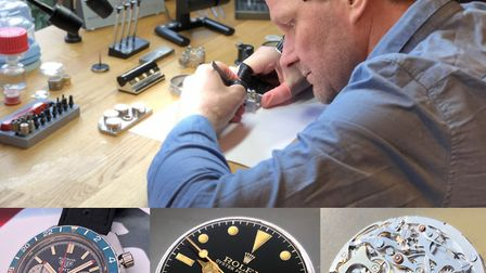 The expertise required to keep a vintage wristwatch in top condition is slowly disappearing as the t