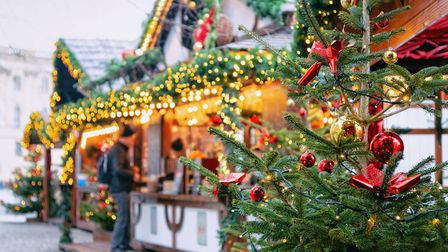 There are so many Christmas markets taking place in Dorset this month. Photo credit: RomanBabakin/Ge