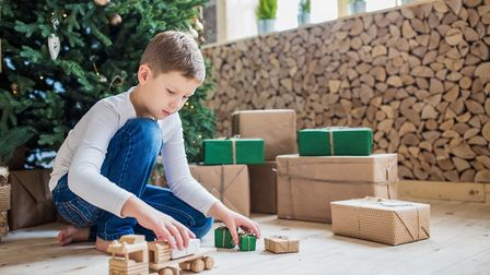 Wooden toys, a rented tree... there are many ways to go green in the festive season (photo: Getty Im