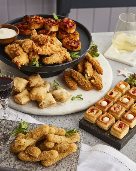 Booths Classic Party Platter