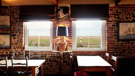 The Dun Cow, Salthouse (photo by Alban Donohoe the, www.albanpix.com)