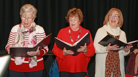 Wellbeing Choir at The Atkinson Gallery, Southport