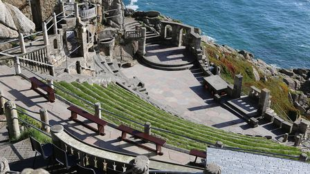 Minack Theatre,Porthcurno,Cornwall by Mike Gallagher/Thinkstock