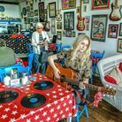Lancaster singer/songwriter Amy-Jo Clough finds inspiration at The View Cafe on Marine Drive, Moreca