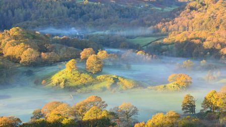 Misty Langdale sunrise, by Ian Bolton, the winner of our 2019 competition