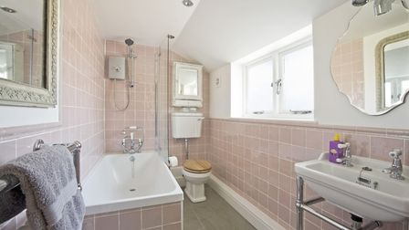 Tiles by The Winchester Tile Company (photo: Tony Hall)