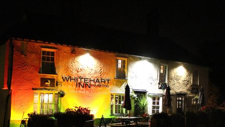 The White Hart in Moreton