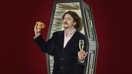 How about a last supper with Jay Rayner?