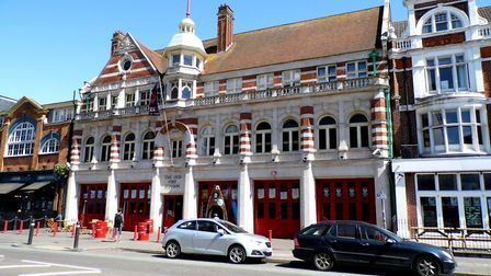 The former Fire Station turned music venue