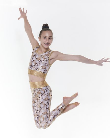 Gym and dance wear designed in Radcliffe