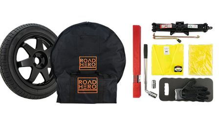Road Hero Space Saver Kit from Elite Direct