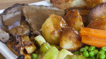 The best sunday roasts in Suffolk