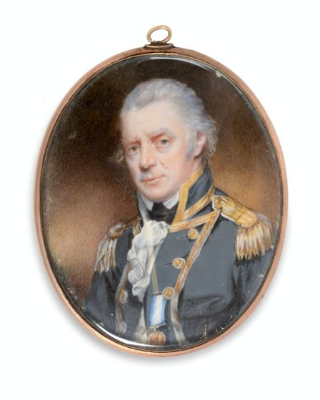 Admiral Sir Henry d'Esteterre Darby KCB