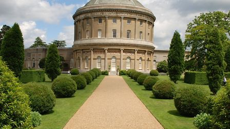 Ickworth House (c) Dongyi Liu, Flickr (CC BY 2.0)