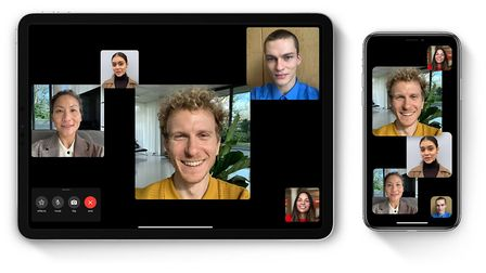 Facetime is pre-installed on all Apple products