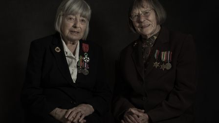 Patricia and Jean Owtram