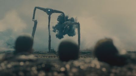 A scene from War of the Worlds (c) REALTIME/BBC/Mammoth Screen