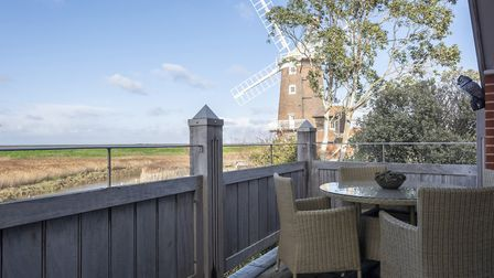 Cley-next-the-Sea, Befords