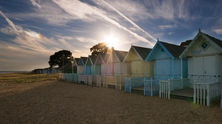 West Mersea Beach Huts (c) Andreas-photography (CC BY 2.0)