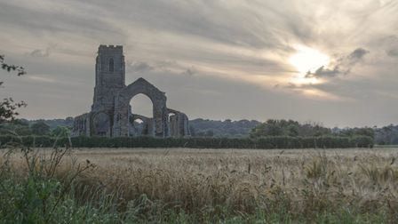 St Andrew's Church, Covehithe (c) Phil Shirley, Flickr (CC BY 2.0)