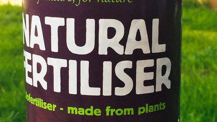 PlantGrow Natural fertiliser