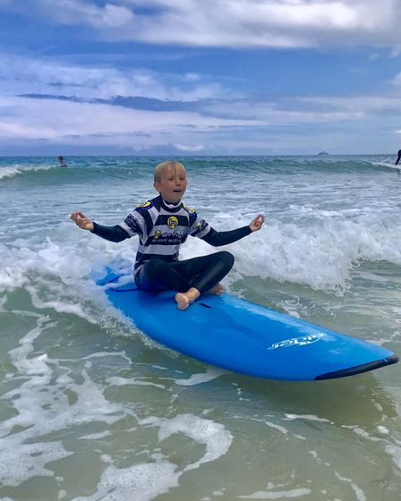 Surf students have gotten younger