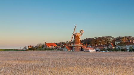 The famous windmill ay Cley-next-the-Sea in Norfolk (photo: Gordon Bell, Getty Images)