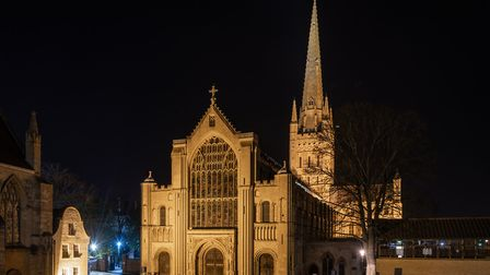 Norwich Cathedral; a sanctuary for centuries. Photo: Bill Smith
