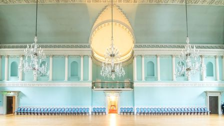 Take an interactive tour of the Assembly Rooms