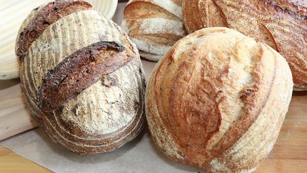 Selection of loaves