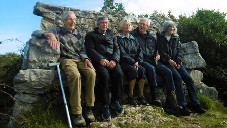 Walking can help people with dementia