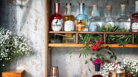 Lancashire gins are a popular choice on the Copa Fizz van