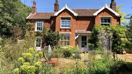 Hill House, in Bealings, includes a fully renovated cottage that has been used as a holiday retreat,