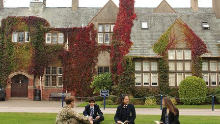 Learn about the grammar school, its values and history. Picture: Kirkham Grammar School