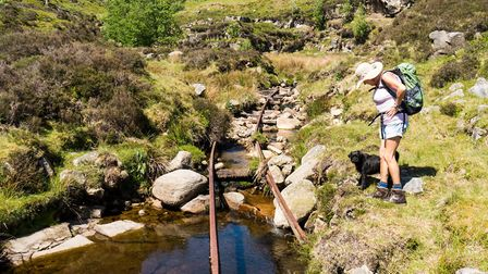 DIsused railway lines in the Bowland Fells