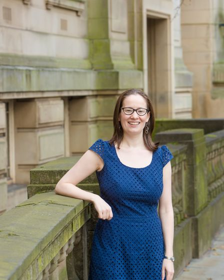 Lotte Wakeman, the new artistic director at the Bolton Octagon