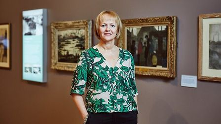 Julia Fawcett, CEO at The Lowry
